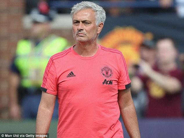 GÓC NHÌN: Mourinho đang tìm cách tẩu thoát? 1