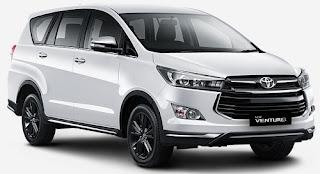 Harga Toyota Venturer Super White di Pontianak