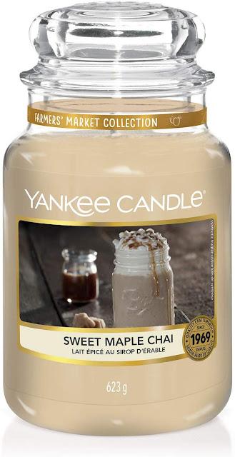 Yankee candle te chai farmers market