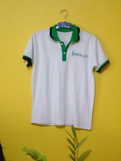 Garment Kaos Oblong Tapanuli Selatan Sumatera Utara