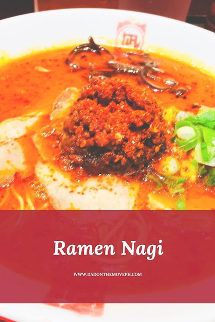 Ramen Nagi review