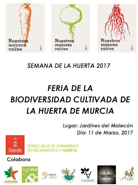 """""""Feria de la Biodiversidad Cultivada de la Huerta de Murcia"""""""
