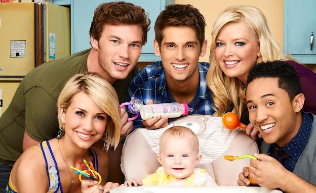 Sitcomul Baby Daddy difuzat in premiera de Happy Channel