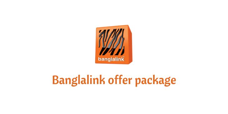 Banglalink offer package