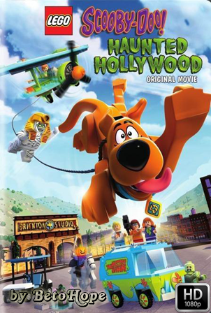 Lego Scooby-Doo!: Haunted Hollywood [2016] [Latino-Ingles] HD 1080P  [Google Drive] GloboTV