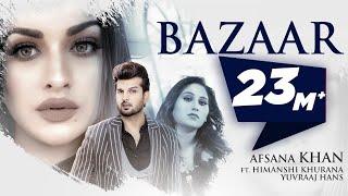 Bazaar Song, Bazaar Lyrics, Bazaar Lyrics Song, Afsana Khan, Himanshi Khurana, Gold Boy, Abeer