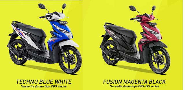 Honda Beat  eSP dan Spesifikasi Terbaru 2019 dan Spesifikasinya