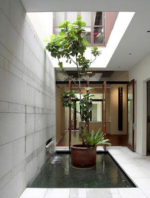 Kolam Ikan Indoor