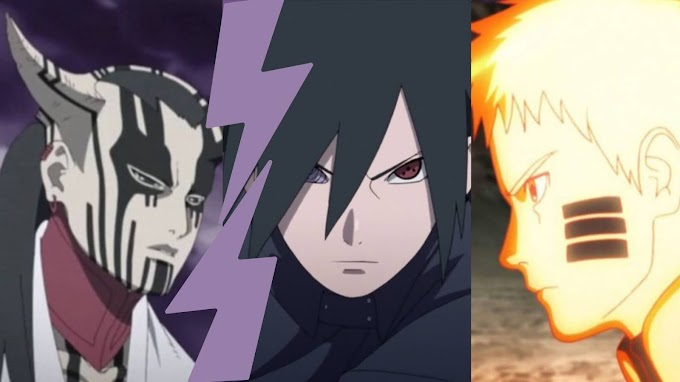 How Jigen defeated Naruto & Sasuke ? (Are both legendary shinobi get weaken in Boruto series ?)