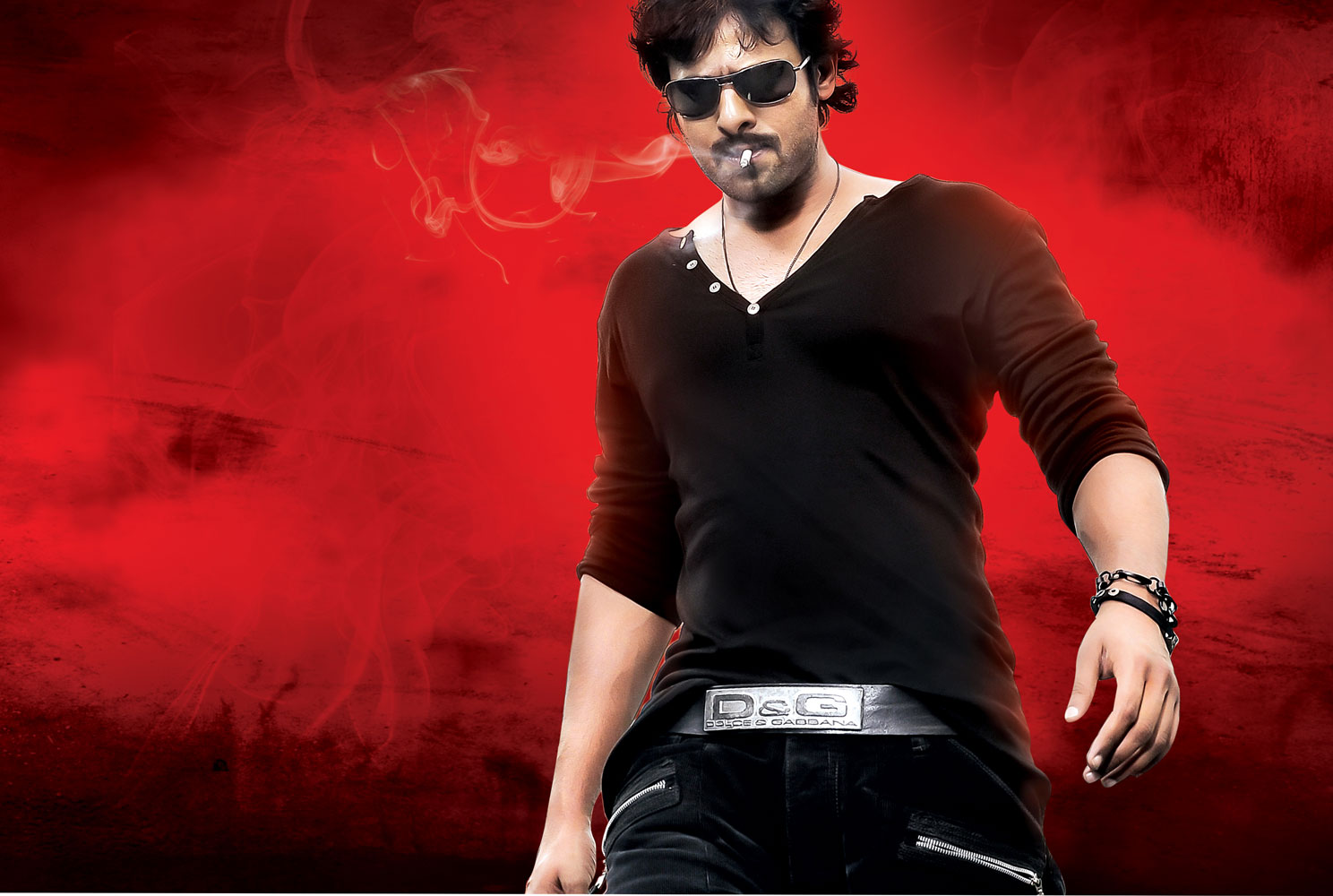 Rebel Movie New Stills: Tollywood Tab: Darling Prabhas Rocking Photos In Rebel