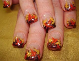 Thanksgiving-Nail-Arts-2017