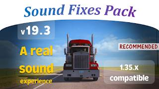 sound fixes pack v19.3 for ets 2 & ats