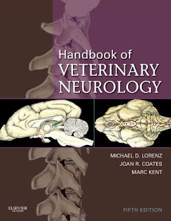 Handbook of Veterinary Neurology 5th Edition