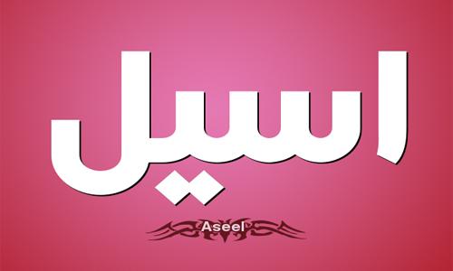 معنى اسم اسيل , فى الإسلام والقرآن , مواصفات صاحبة اسم ايسل