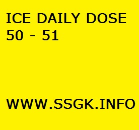 ICE DAILY DOSE 50 - 51