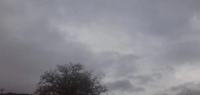 A madrugada desta terça-feira, dia 04 de fevereiro de 2020, foi chuvosa em alguns lugares da Bahia.