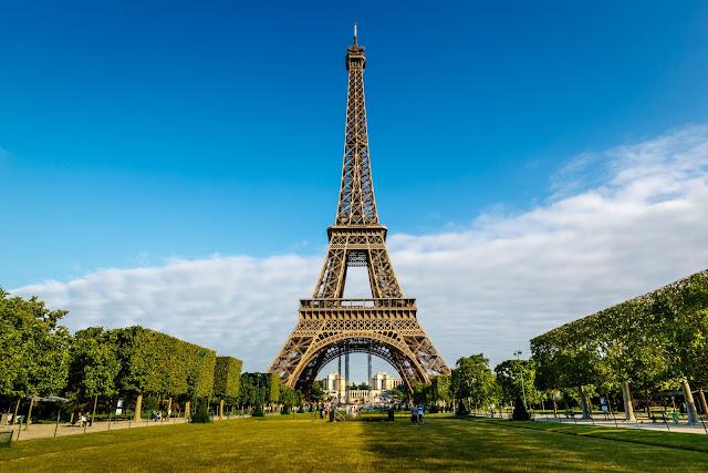Trucos para subir a la Torre Eiffel