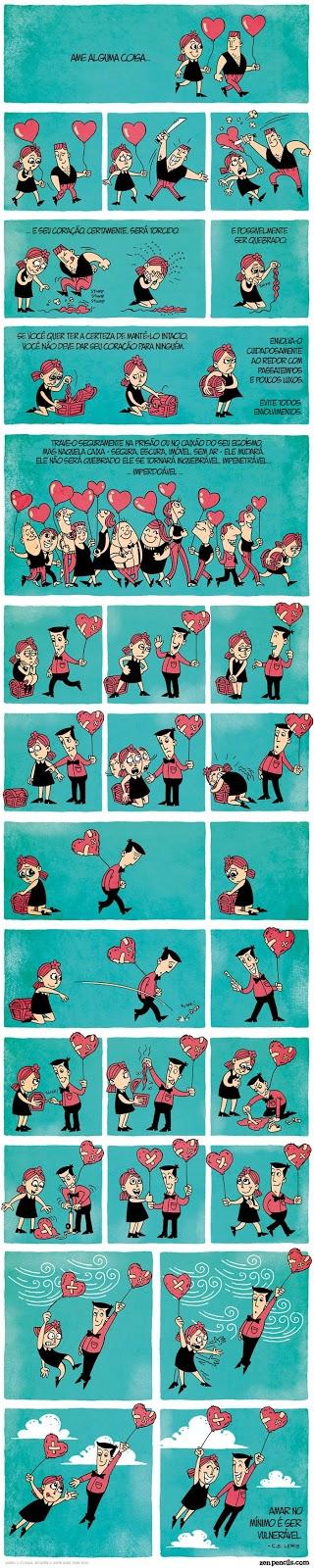amar é ser vulnerável cs lewis