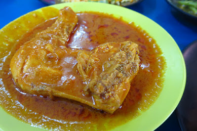 Tanglin Halt Roti Prata & Nasi Briyani, curry chicken