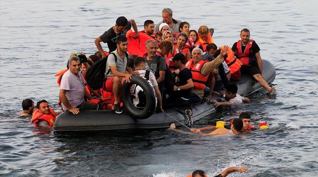 «Κατόπιν εορτής»..Και επισήμως λαθρομετανάστες από σήμερα όσοι μπαίνουν παρανόμως στην Ελλάδα