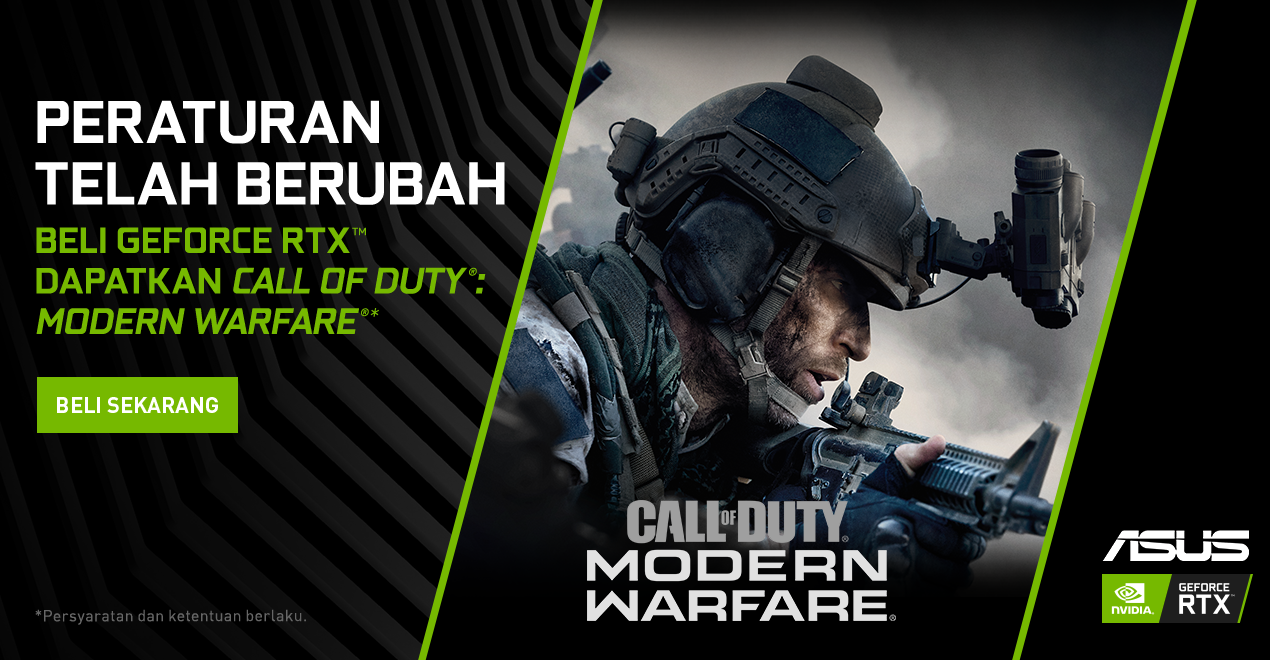 Gratis Game Call of Duty: Modern Warfare
