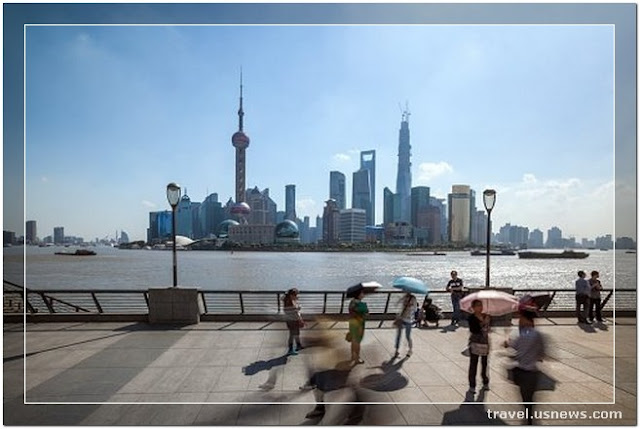 The Bund - Top 7 Best Places to Travel in Shanghai, China at Least Once in Your Life Time