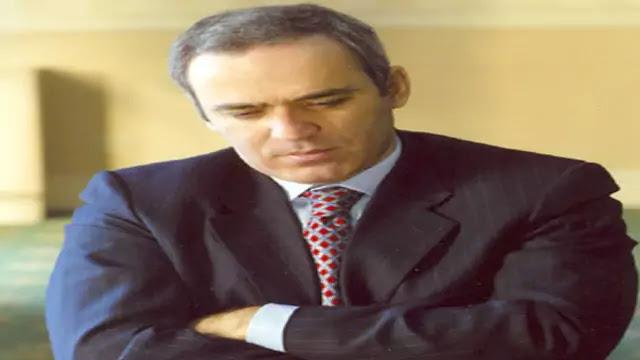 Test Of Gary Kasparov IQ By German Magazine