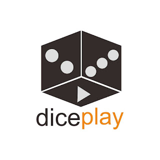 Diceplay Logo Free Download Vector CDR, AI, EPS and PNG Formats