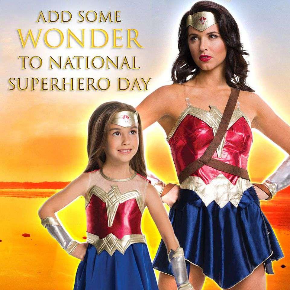 National Superhero Day Wishes for Whatsapp