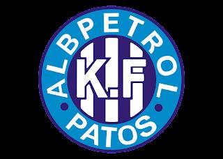 Kf albpetrol patos Logo Vector