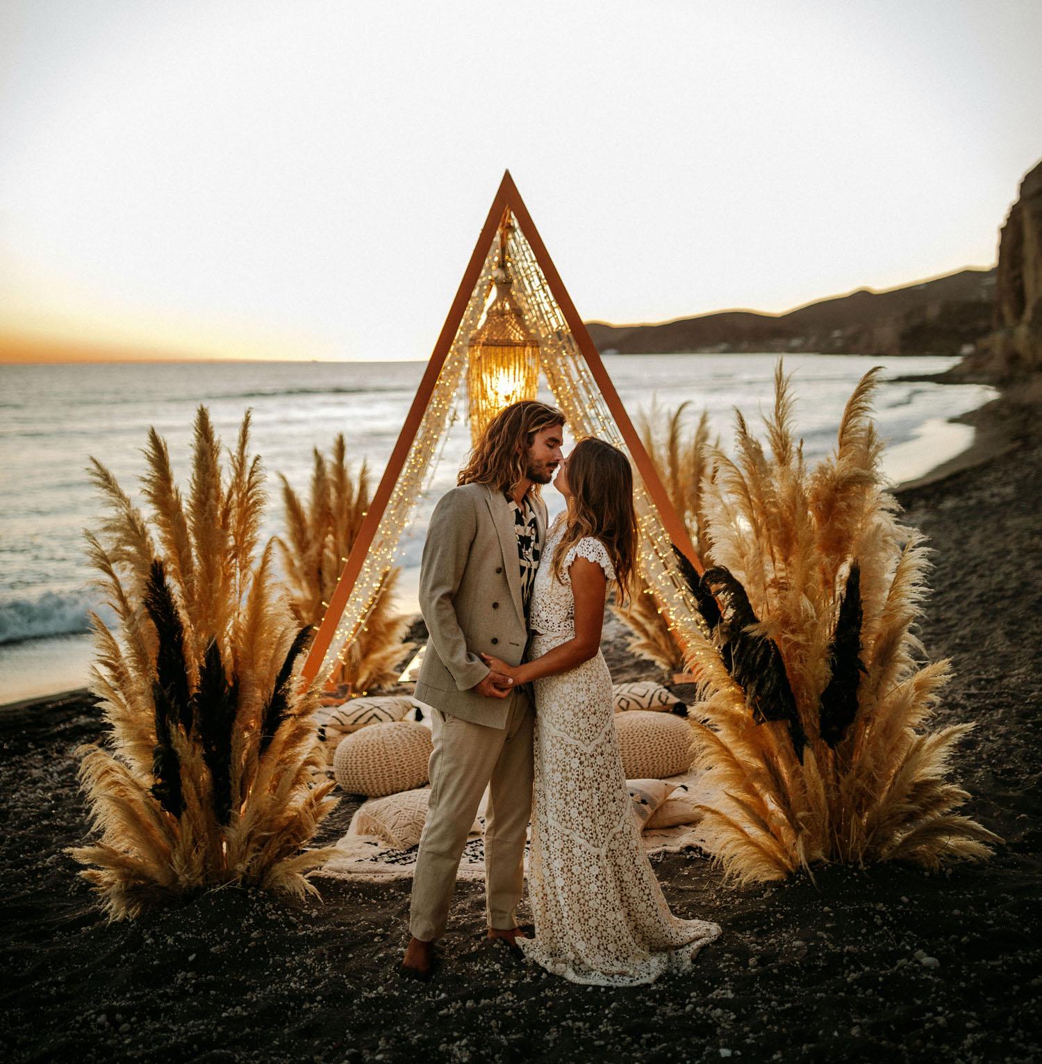 ¿Qué es una ceremonia de boda espiritual?¿Deberías tener una?