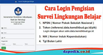Survei Lingkungan Belajar