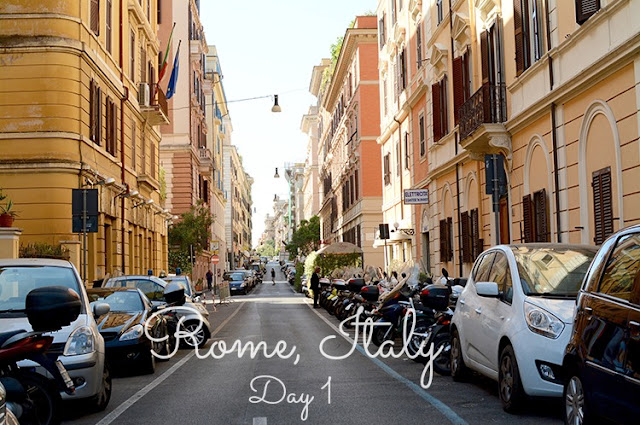 Travel: Rome, Italy | My Darling Days