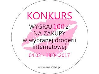 wiosenny konkurs wygraj 100 zł na zakupy w wybranej drogerii internetowej