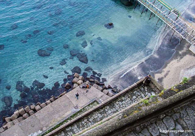 Centro Histórico de Sorrento, Itália