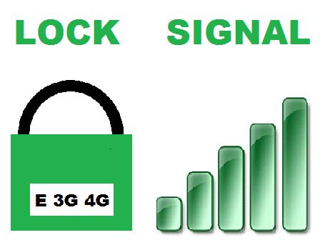 Cara mengunci sinyal di android