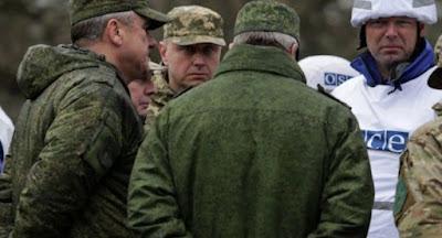 Росія відкликає своїх офіцерів із СЦКК