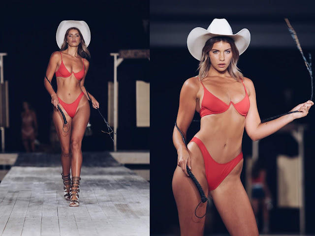 Miami swim week kaohs swimwear