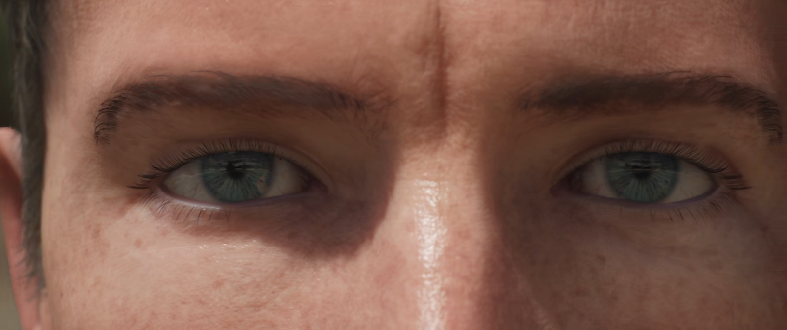 Photorealistic Character sample in Unreal Engine 4