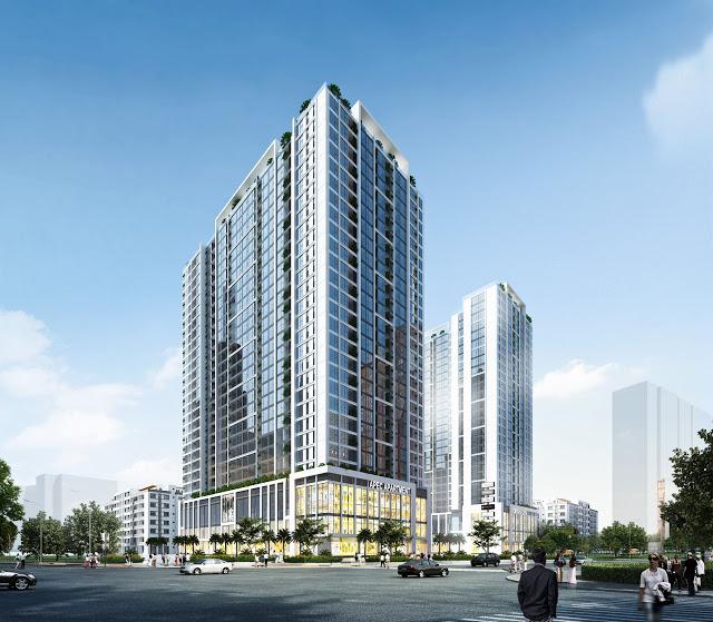 Có nên lựa chọn mua căn hộ Aqua Park Bắc Giang