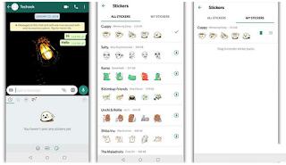 Cara membuat stiker sendiri pada whatsapp iOS dan Android