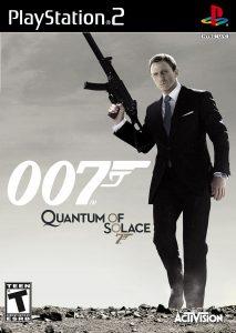 Download 007: Quantum of Solace (2008) PS2 Torrent