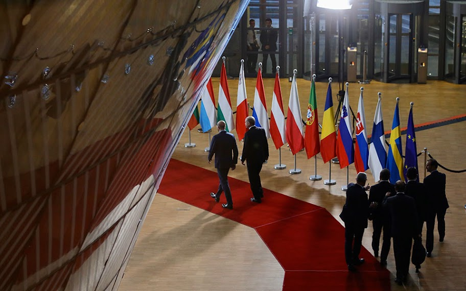 Ερντογάν προς Μισέλ: «Η Αθήνα προκαλεί και αποφεύγει τις συνομιλίες»