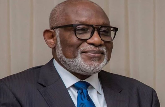 Governor Akeredolu 2019 Budget To Gulp N500m To Host Guests, N13 For Phone Calls