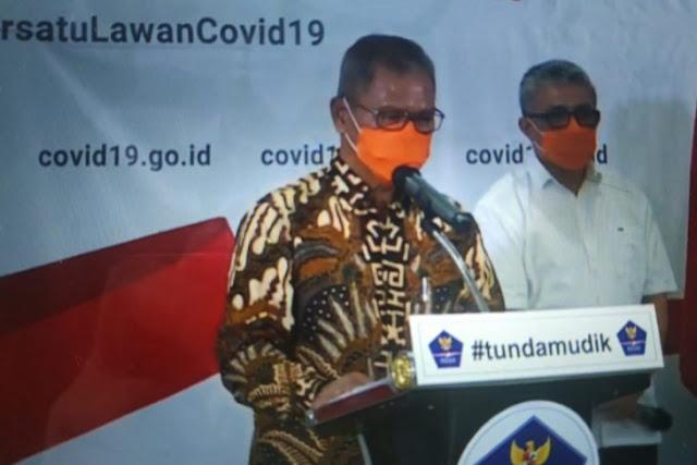 Hingga Minggu, Positif COVID-19 di Indonesia 2.273 Kasus dan 164 Sembuh