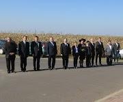 Megemlékezés a Bocskai szabadsagharc 415. évfordulója alkalmából