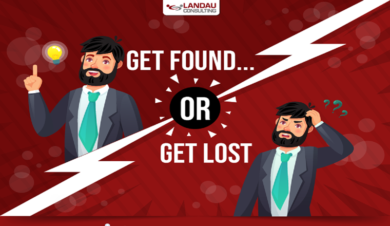 Get Found or… Get Lost! #Infographic