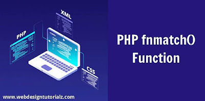 PHP fnmatch() Function