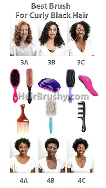 What Kind Of Brush Do You Use To Brush Out Curls?