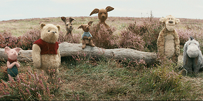 "Movie Review of ""Christopher Robin"""